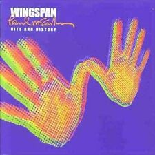 Wingspan: Hits and History by Paul McCartney (CD, May-2001, 2 Discs, Emi/Parlop…