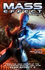 Mass Effect: Redemption Paperback Comic Book 2010 BioWare - Dark Horse