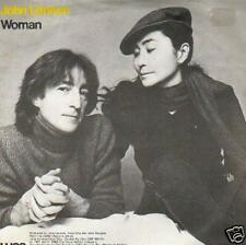 JUKEBOX SINGLE 45 JOHN LENNON WOMAN  BEAUTIFUL BOYS
