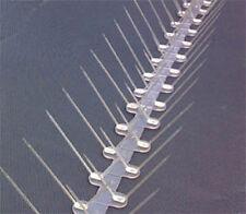 15 * 33cm (5m) Vogelabwehr Taubenspikes 4-Reiher Vogelschutz