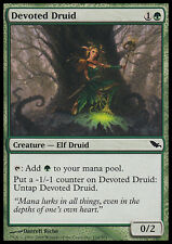 MTG DEVOTED DRUID EXC - DRUIDO DEVOTO - SHM - MAGIC