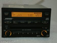 05 06 07 Nissan Pathfinder Bose Radio Stereo 6 Disc Changer Cd Mp3 Player Oem