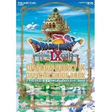 Dragon Warrior (Quest) IX: Official Guide Book Joukan world / DS