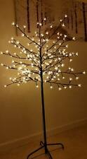 Large 5ft 6ft PreLit Lightup 180/200/240 LED Cherry Blossom Tree Christmas Light