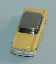 DINKY Meccano England original 1958 HUDSON HORNET Sedan #174 Grey Yellow
