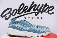 NIKE AIR FOOTSCAPE WOVEN CHUKKA NM SMOKEY BLUE 875797 002 SZ 11.5