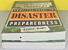 PRACTICAL PREPPERS Guide To Disaster Preparedness by Scott Hunt (Paperback) NEW