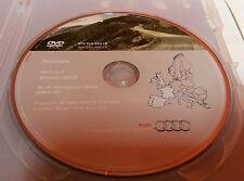 Audi Navigation plus (RNS-E) DVD2 Sat Nav Disc - Version 2015 A3 A4 A6 TT