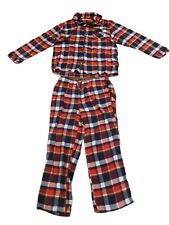 Nordstrom Family Father Flannel Pajamas Mens Size Medium