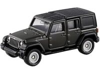 TAKARA TOMY TOMICA No.80 1/65 Scale Jeep WRANGLER (Blister Pack) NEW Japan F/S