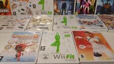 Nintendo wii games job lot of 24