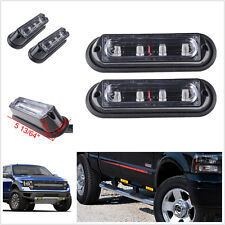 4 LED Hazard Emergency Warning Vehicle Bumper Traffic Advisor Strobe Light Bar