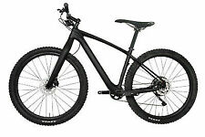 29er Carbon Bike MTB Complete Mountain Bicycle Wheels 11s Fork Hardtail 17.5