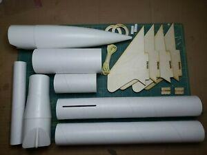 Estes Pro Series II Ventris #9701 Clone kit - Estes parts