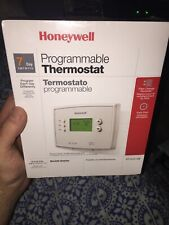 HONEYWELL PROGRAMMABLE THERMOSTAT RTH2510B