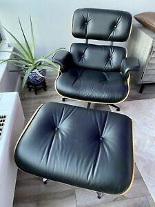 NEW(OPEN BOX) Herman Miller Eames Lounge Chair & Ottoman AUTHENTIC & CERTIFICATE