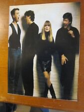 Talking Heads 8X10 photo