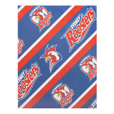 Sydney Roosters NRL GIFT WRAP Wrapping Paper Birthday Christmas Present