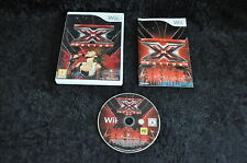 Nintendo wii Game The X factor