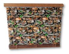 "2"" Camouflage Wooden Mini Blinds Advantage Timber 47 x 64"