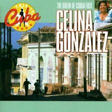 THIS IS CUBA THE QUEEN OF CUBAN FOLK  CD