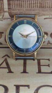 Luch 2209. Vintage gold plated.GWO. Condition.