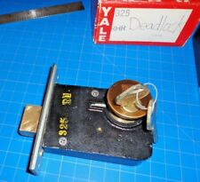 New  Yale mortise door lock With Russwin Cylinder 325 RH RHR