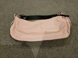 New Salvatore Ferragamo Women's Shoulder bag Leather in light pink