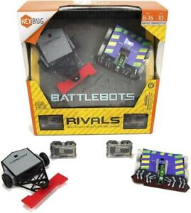 Hexbug BattleBots - Rivals: Witch Doctor & Tombstone 413-5127-00GL04