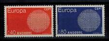 "(b10)  timbres d'Andorre Français n° 202/203 neufs** année 1970 ""europa"""