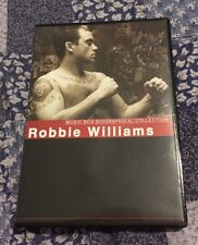 DVD ROBBIE WILLIAMS - MUSIC BOX BIOGRAPHICAL COLLECTION