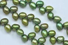 Cuentas sueltas de joyería color principal verde