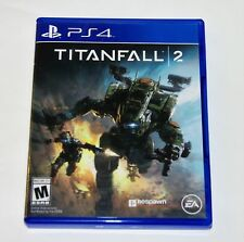 Replacement Case (NO GAME) Titanfall 2 Playstation 4 PS4 Box