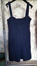 Robe CHANEL en tweed neuve avec l'étiquette / BNWT Chanel tweed dress