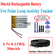 For Polar Loop Activity Tracker New 3.7V 30mAh 0.11Wh Rechargeable Battery