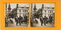 FRANCE Paris Exposition Universelle 1900 Rue des Nations Photo Stereo PL60L12