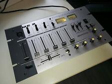 JB Systems ME2 Mischpult Mixer silber VU Meter