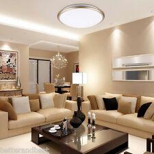 30WLED Ceiling Light Flush Mount Fixture Lamp Cool White Bedroom Living Room RP