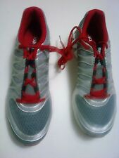 NEW REEBOK ZIGTECH ZIG DYNAMIC Running MENS Silver Black Red Size 8
