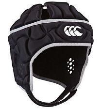 Canterbury CCC Club Plus Headgear - Black - Sizes S - M (Adult)