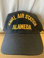 New cap hat Usn Us Navy Naval Air Station Alameda California military crew