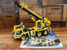 Lego Technic 8438 Pneumatic Crane Truck - 2003