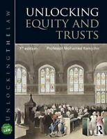 Unlocking Equity and Trusts by Mohamed Ramjohn 9780367027834 | Brand New