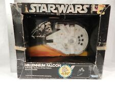 Star Wars Vintage Die Cast MILLENNIUM FALCON Sealed Original Package