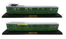 Lot de 2 Automotrices Type Z - SNCF Ho 1/87 Train Locomotive Atlas