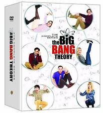 """THE BIG BANG THEORY COMPLETE SERIES 1-12 DVD BOX SET 36 DISC R4 """"NEW&SEALED"""""""