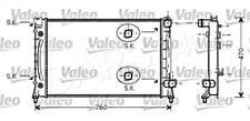 VALEO Wasserkühler Motorkühlung für AUDI A6 Avant C5 4B Rs6 S6 1998-2005