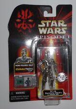 Hasbro STAR WARS Episode 1 TC-14 Protocol Droid Action Figure CommTech 1999 NIB
