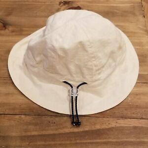 Camp Yoshi Oregon Bucket Hat Adjustable Beige Brown Tan One Size