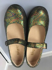 Alegria Flair Thrones Mary Jane Career Fashion Clog shoe Size 6